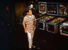 Richard Dreyfuss and pinball machines