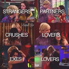 The Evolution of Auslly! Don't forget husband and wife!