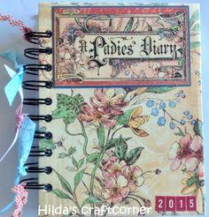 Hilda's craftcorner: Agenda 2015