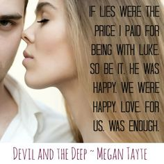 Devil and the Deep,