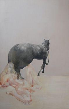 Yugo Kohrogi, Paintings. Phenomenal paintings by artist Yugo...