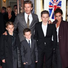 37 Beckham Family Moments That Are Just OK and Won't Make You Envy Them at All: We've always loved seeing the Beckham family out and about, whether they're sitting front row at Victoria's runway shows or taking in sports games together — and now that both David and eldest son Brooklyn have been sharing up a storm on social media, we are always getting new, exciting glimpses into the personal lives of one of the most famous families in pop culture.