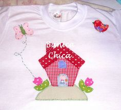 camiseta da Rafa by Bunica Chica by Silvia Lima, via Flickr