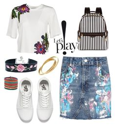 """""""Untitled #6"""" by rows84 on Polyvore featuring Topshop, 3.1 Phillip Lim, Vans and Henri Bendel"""