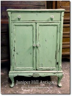 furniture appliques | ... Your Wooden Furniture Juniper Hill Antiques – PAINTED FURNITURE