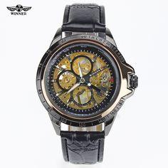 $33.98 (Buy here: https://alitems.com/g/1e8d114494ebda23ff8b16525dc3e8/?i=5&ulp=https%3A%2F%2Fwww.aliexpress.com%2Fitem%2F2016-New-Arrival-Famous-Winner-Watches-Mens-Hand-Wind-Mechanical-Watch-Vehicle-Wheel-Design-Golden-Skeleton%2F32664722291.html ) 2016 New Arrival Famous Winner Watches Mens Hand-Wind Mechanical Watch Vehicle Wheel Design Golden Skeleton Luxury montre homme for just $33.98