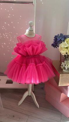 African Dresses For Kids, Dresses Kids Girl, Flower Girl Dresses, Dress Girl, Baby Dresses, Dress Barbie, Barbie Costume, Baby Barbie, Girl Barbie