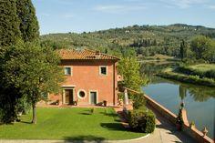 Villa La Massa: Villino - Privatvilla für Gäste die Abgeschiedenheit suchen