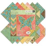 Susan Winget Nature Scrapbooking collection with K&Company