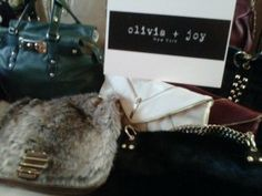 Eco friendly faux leather, faux fur, REAL beautiful
