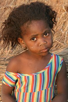 Child from Namibia