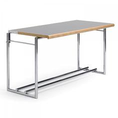 Eileen Gray - Mesa transformable Menton - version mesa de escritorio