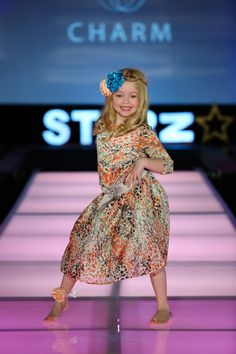 Flower crowns and tons of #CHARM at Starz Take 11