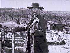 """Lee Van Cleef in one of the greatest spaghetti westerns of all time """" The Good, the Bad, and the Ugly""""."""