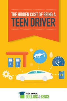 Having a car has some hidden costs, but what are they and do teens know about them?