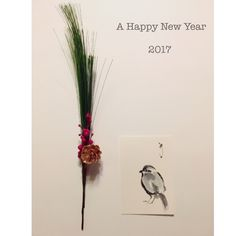 A Happy New Year! I hope you will spend good days!