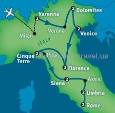 Rick Steves's Best of Italy in 17 days. Destination ideas!… Rick Steves's Best of Italy in 17 days. Destination ideas! http://www.bestplacestotravel.us/2017/05/15/rick-stevess-best-of-italy-in-17-days-destination-ideas/
