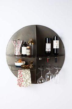 Bottoms-Up Bar Shelf - anthropologie.com #anthrofave