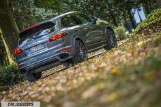 Porsche Cayenne GTS 3.6 Biturbo Prova