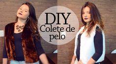 DIY - Colete de pelo