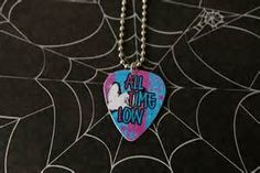 all time low guitar pick necklace - - Yahoo Image Search Results