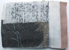 Take a look at Weathered window stitched, a Piece of work by me, Dionne swift contemporary artist from Holmfirth