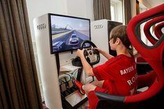 The Audi Sports Showcase