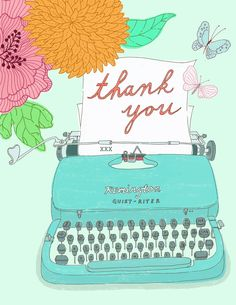 Thank You Sweet Notes - Madison Park Greetings