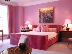 Feng Shui bedroom colors, The Chinese believe that the energy emitted out of the surrounding objects like bedroom furniture affect one's mood. Feng shui bedroom colors will help provide the best mood Woman Bedroom, Dream Bedroom, Girls Bedroom, Bedroom Decor, Bedroom Ideas, Bedroom Furniture, Couple Bedroom, Bedroom Inspiration, Wall Decor