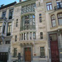 Hôtel Tassel, Brussels, Belgium/ Victor Horta