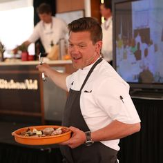 Tyler Florence's Tips for Cooking Steak