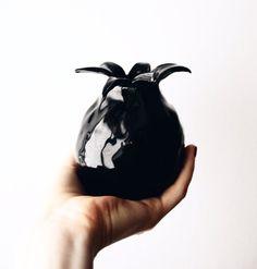 Ceramic pomegranate by GungaCeramics on Etsy