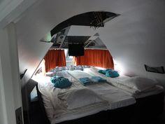 Jumbo Jet Hostel. Stockholm, Sweden