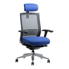 Pacific Coast Avid Series Ergonomic Chair (Available In Blue, Black, and Green)