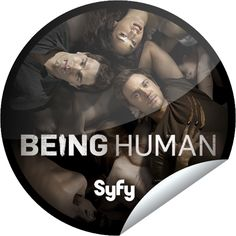 A ghost, a werewolf and a ... vampire. I'm such a sellout. Tune in Monday nights 'cause SyFy is cool.