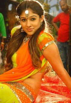 Nayanthara  in Saree