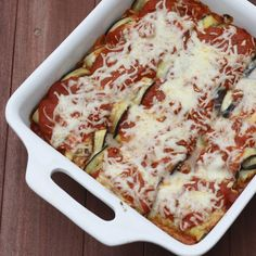 eggplant parmesan rollatini-it's the only thing I get at the Italian Restaurant (w the exception of adding spinach) can't wait to make this!!