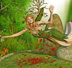 Sugar Plum Fairy by Supremegoddess on DeviantArt