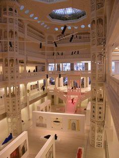 Museum of Modern Art, Algiers, Algeria