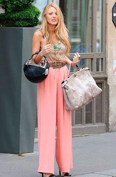 Pantalones palazzo ¿sí o no? : El Rincón de Moda