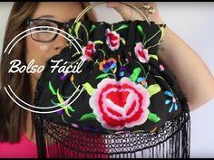 MODA FLAMENCA,BOLSO DE FIESTA, - YouTube Diy Vanity, Make It Yourself, Crafts, Youtube, Accessories, Drawings, Ideas, Fashion, Scrappy Quilts