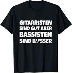 Bass T-Shirts mit einem witzigen Bass Spruch für Bassisten. Wenn Du Dich für Bass Gitarre, E-Bass, Musiker, Basschlüssel, Bass Schlüssel, lustige Basssprüche, Bass Sprüche, Basser, Bass Geschenke oder Geschenkideen für Bassisten interessierst, könnte Dir dieses witzige TSS Design gefallen.