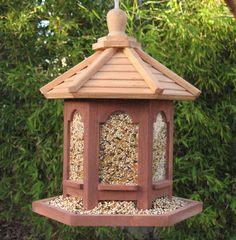 images of gazebo wooden bird houses