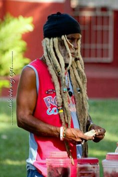 Natty dread Congo Bongo/Elder with Thick locs Rasta Dreads, Dreadlock Rasta, Mens Dreads, Locs, Dreadlock Hairstyles, Cool Hairstyles, Freeform Dreads, Rastafarian Culture, Natural Dreads