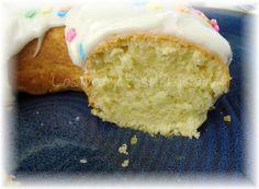 Los Inventos de Lisa: Bizcocho de Queso y Vainilla (pound cake)