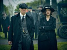 Peaky Blinders, series 2, episode 1 - TV review: Second series boasts a host of big new names - Reviews - TV & Radio - The Independent