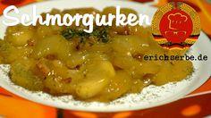 DDR Rezept: # 080 Schmorgurken