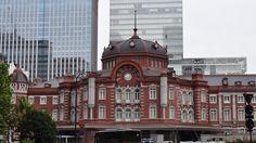 Tokyo Station Marunouchi Exit 東京駅 丸の内中央口