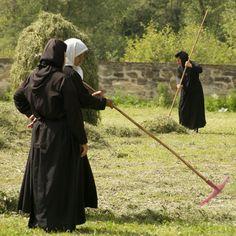Farming nuns Photo by Justin Jackson