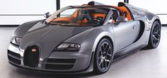 The new version of the Bugatti Veyron is more powerful than ever: 1200 hp. Engine derived from the Bugatti Super Sport, Grand Vitesse convertible version shows us a scream elegance and performance.